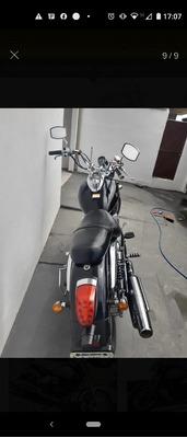 Dafra Horizon 250