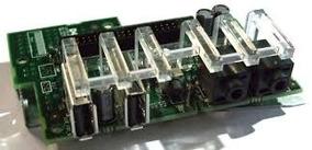 Painel Usb Audio/power Dell Optiplex Ry698 Novo E Original