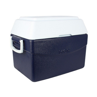 Caixa Termica Glacial 55l Azul Mor