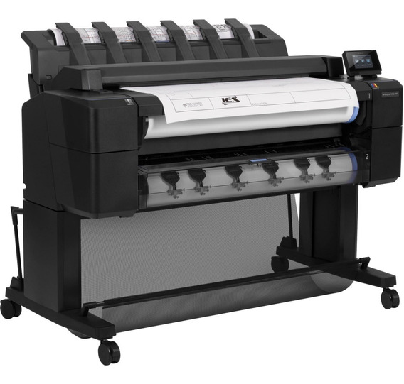 Plotter Hp T2500 Multifuncional Impresora, Copia, Escanner