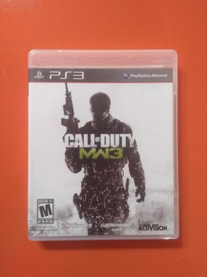Call Of Duty Modern Warfare 3 - Ps3 - Mídia Física