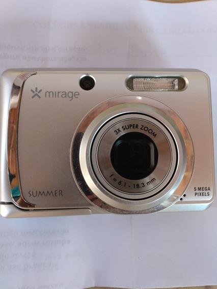 Câmera Fotográfica Mirage 5mpx