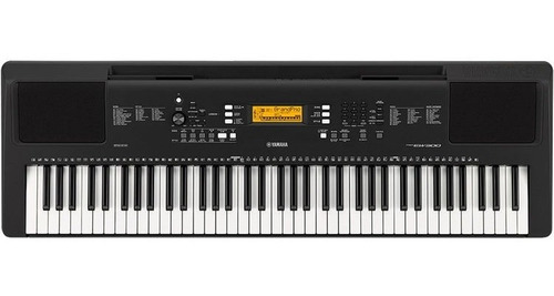 Teclado Yamaha Psr-ew300 Piano De 6 Octavas Con Sensibilidad