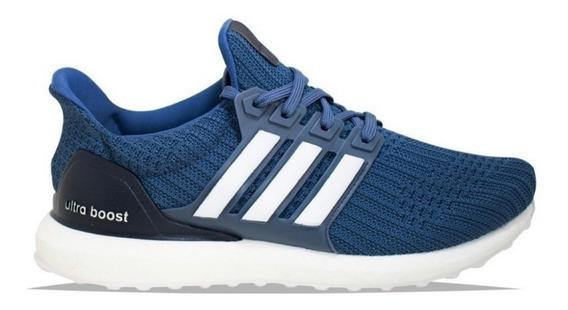 Tênis adidas Ultraboost 3.0 Running Azul Frete Grátis