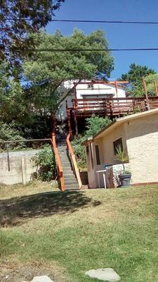 Casa A Una Cuadra Y 1/2 De Playa Villa Argentina Lado Sur