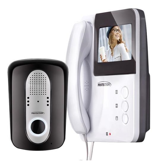 Vídeo Porteiro Eletrônico Interfone Pt-3000 Garantia 3 Anos
