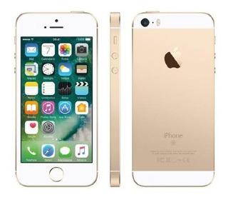iPhone 5s 16gb Dourado Semi Novo