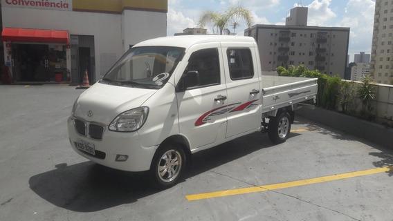 Shineray T22 2014 1.0 Picape Cab. Dupla Luxo 4p