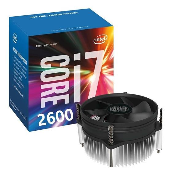 Processador Intel Core I7 2600 1155 3.4 - 3.8ghz 8mb 3770