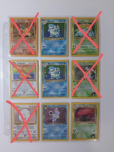 Imagem 1 de 9 de Pokémon Tcg - 1ª Geração - Base Set - 800+ Cards