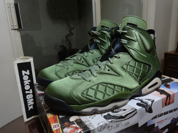 Air Jordan 6 Retro Pinnacle 9 29 11 Lebron Kobe Xi Zeke78mx