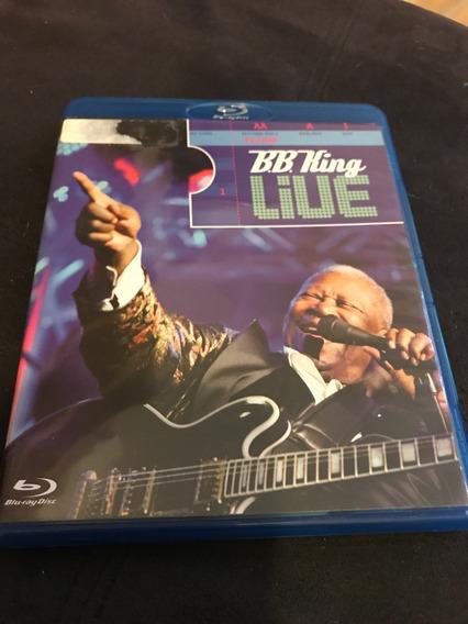 Blu-ray B.b. King Live