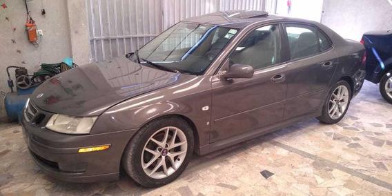 Saab 2006 9.3 4 Cilindros Turbo Piel Quemacocos Factura Orig