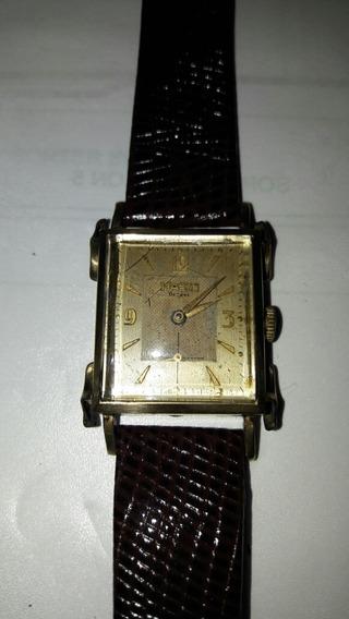 Reloj Haste De Luxe Vintage