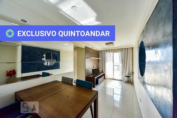Apartamento No 9º Andar Com 2 Dormitórios E 2 Garagens - Id: 892969234 - 269234