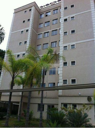 Apartamento Residencial À Venda, Paraíso Do Morumbi, São Paulo. - Ap0497