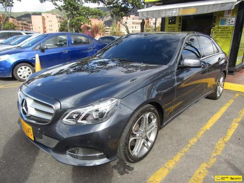 Imagen 1 de 14 de Mercedes-benz Clase E 200 Cgi