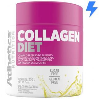 Ella Collagen Diet 200g / Colageno - Atlhetica