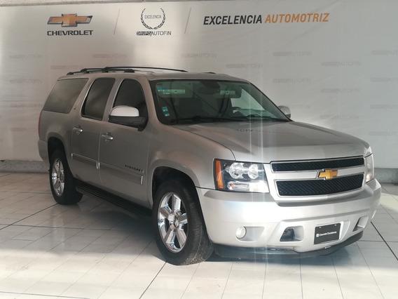 Impecable Chevrolet Suburban Lt 2013