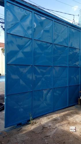 Imagem 1 de 5 de Pintura De Portões Comerciais E Residenciais