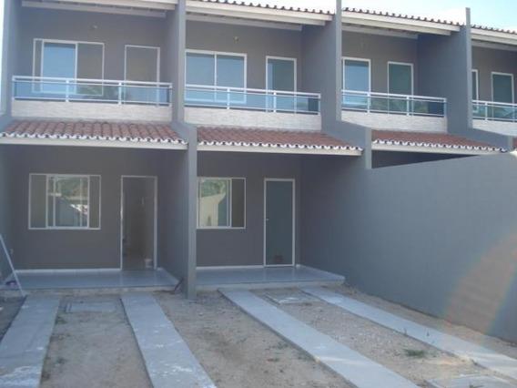 Casa Em Messejana, Fortaleza/ce De 95m² 2 Quartos À Venda Por R$ 160.000,00 - Ca416409