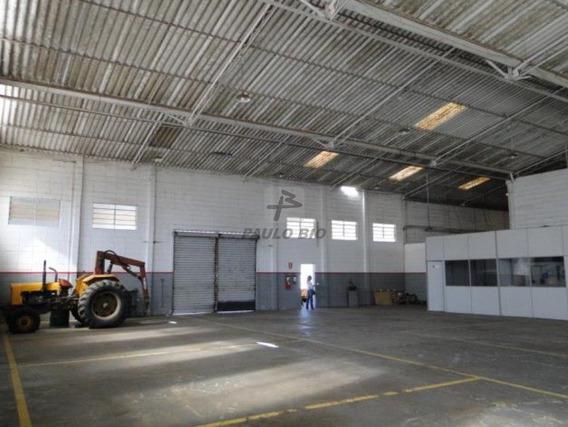 Galpao Industrial - Vila Belmiro - Ref: 6409 - V-6409