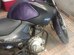 Yamaha Ybr 125 Factor