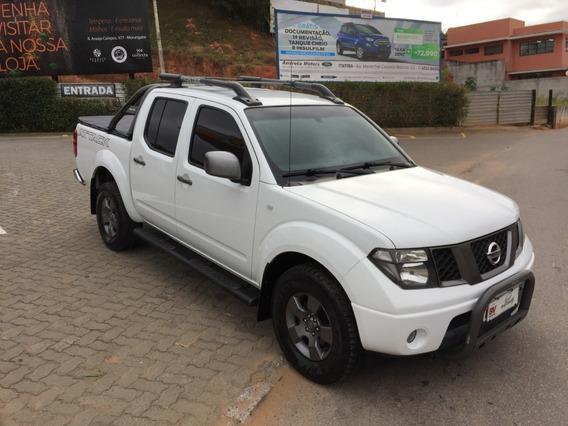 Frontier 2.5 Diesel 2013 4x4