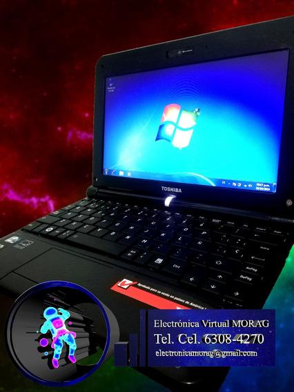Toshiba Nb200 W7u - Incluye Office @evm (entregas Ver Y Pan)