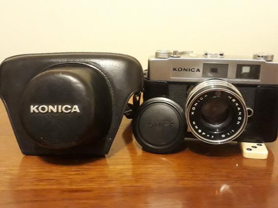 Câmera Analógia Antiga Konica Auto S1.6