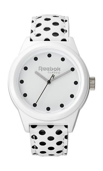 Reloj Reebok Classic R Polka Dots Rc-cpd-l2-pwlw-wb Dama