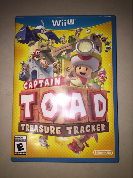 Game Captain Toad Wiiu