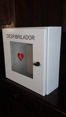 Gabinete Para Desfibrilador . S/alarma 45x45x18