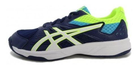 Asics Upcourt 3 Indigo Blue/white Tenis Padel Squash