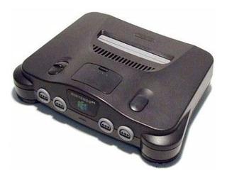 Console Nintendo 64 Funcionando Perfeitamente!!!