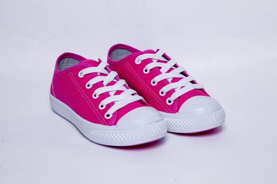 Tênis Pink Star - Infantil Feminino Casual