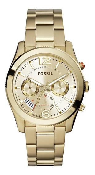 Relógio Feminino Perfect Boyfriend Fossil Es3884/4dn