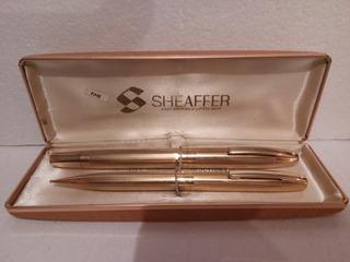 Sheaffer Imperial Fountain Pen Oro Laminado Vintage (60s)