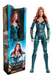 Mera De Aquaman De La Ultima Pelicula! Original 30cm Mattel