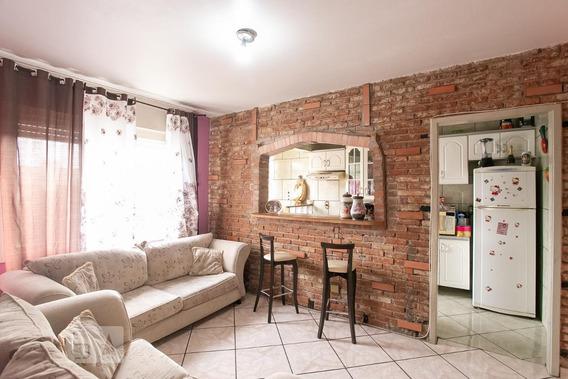 Apartamento Para Aluguel - Cristal, 1 Quarto, 40 - 893068577