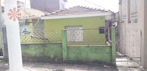 Imagem 1 de 12 de Casa Em Vila Ponte Rasa  -  São Paulo - 5479