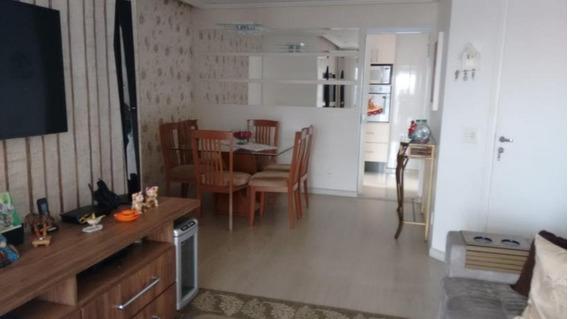 Apartamento Para Venda Em São Paulo, Pirituba, 3 Dormitórios, 1 Suíte, 2 Banheiros, 1 Vaga - Ap438