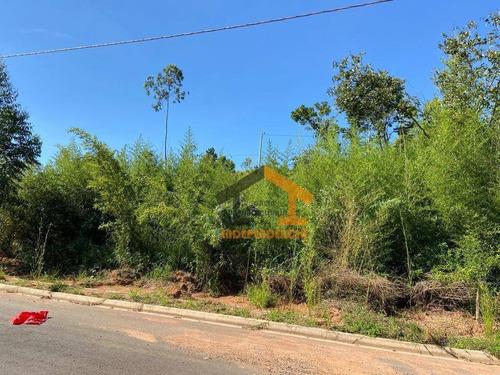 Terreno À Venda, 284 M² Por R$ 90.000,00 - Condomínio Paineiras - Itatiba/sp - Te0727
