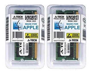 Atech Para Apple 4gb Kit 2 X 2gb Pc310600 Mac Mini iMac Macb