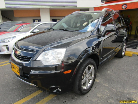 Chevrolet Captiva Sport 3.0 At