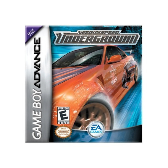 Need For Speed Underground Gba Lacrado