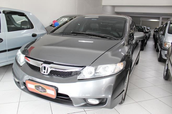 Honda Civic New Lxs 1.8 16v Automatico.