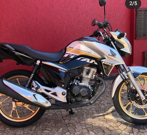Honda Titan 160 Edição Esp