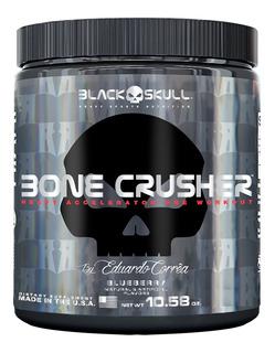 Pre Treino Black Skull - Bone Crusher 300g - Original