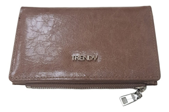 Billetera Fichero Trendy Tassel Importada Cuero Pu Premium!!